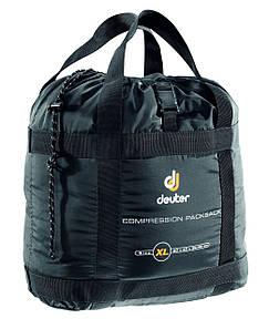 Компресионный мешок Deuter Compression Packsack XL black (39790 7000)