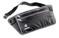 Нательный кошелек Deuter Security Money Belt M black/granite (39230 7410)