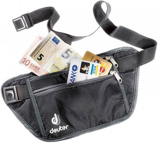 Нательный кошелек Deuter Security Money Belt S black/granite (39124 7410)