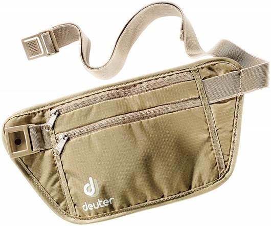 Нательный кошелек Deuter Security Money Belt S sand (39124 6102)
