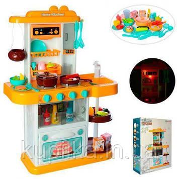 Игровой набор интерактивная кухня со звуковыми и световыми эффектами, из крана течет вода 889-165