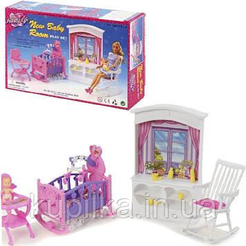 """Мебель Gloria """"Детская комната"""" 24022"""