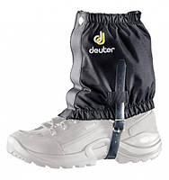Гамаши Deuter Boulder Gaiter Short black (39800 7000)