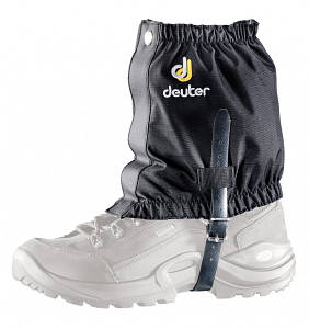 Гамаши Deuter Boulder Gaiter Short black (39800 7000)