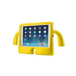 Детский чехол с ручками для iPad 10.2 Желтый