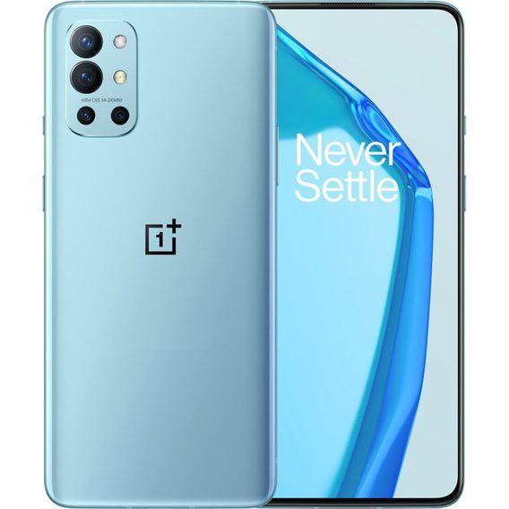 Смартфон OnePlus 9R 8/128GB 5G Lake Blue Qualcomm  Snapdragon 870 4500 мАч