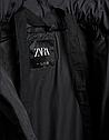 Тепла зимова чоловіча куртка з принтом ZARA Зара (Розмір XL) Оригінал, фото 4