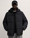 Тепла зимова чоловіча куртка з принтом ZARA Зара (Розмір XL) Оригінал, фото 7