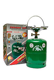 Газовый комплект Rudyy Пикник 5л 2.5Кв