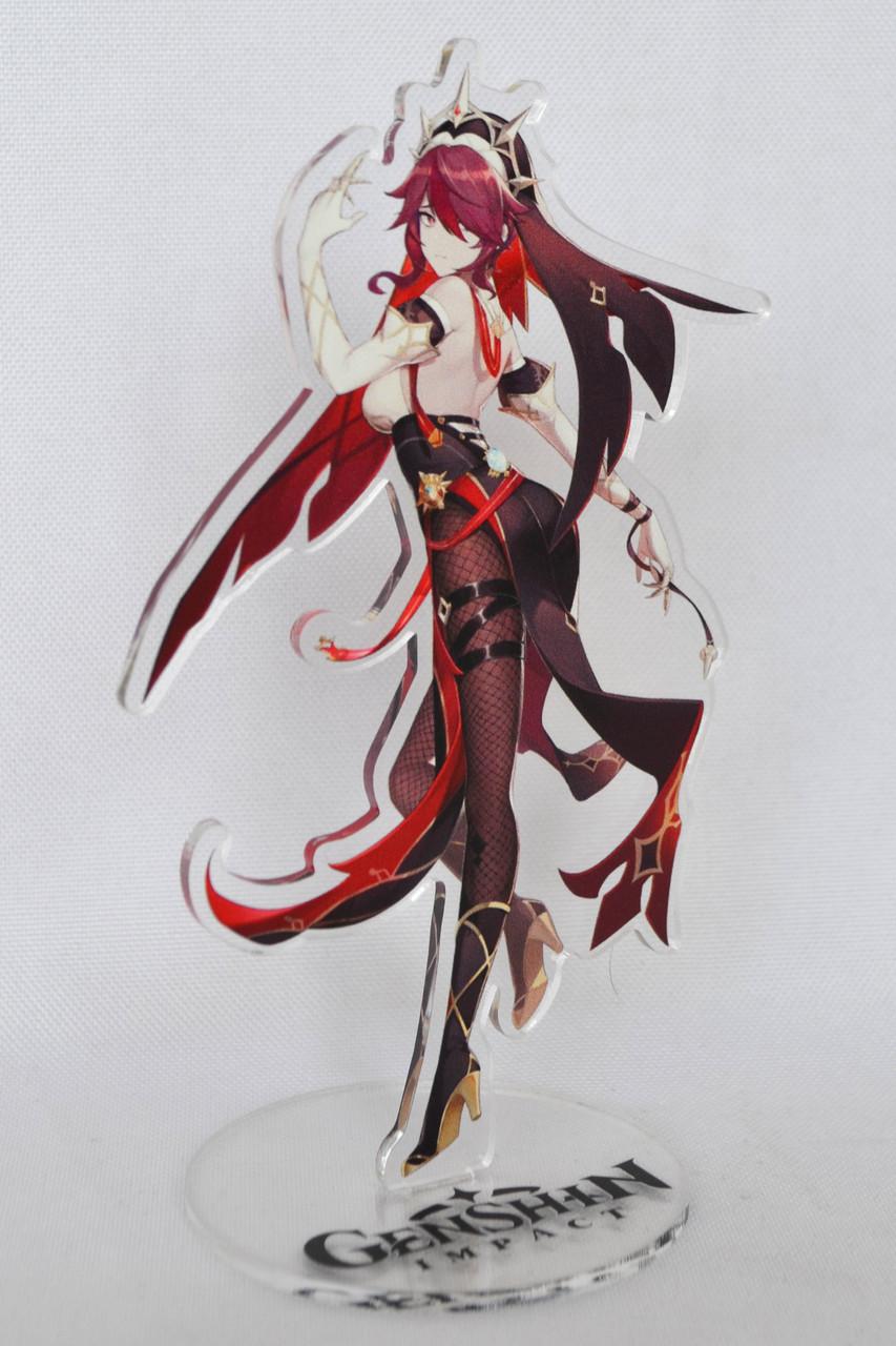 Акриловий стенд Genshin Impact - Rosaria Розарію, 15 см