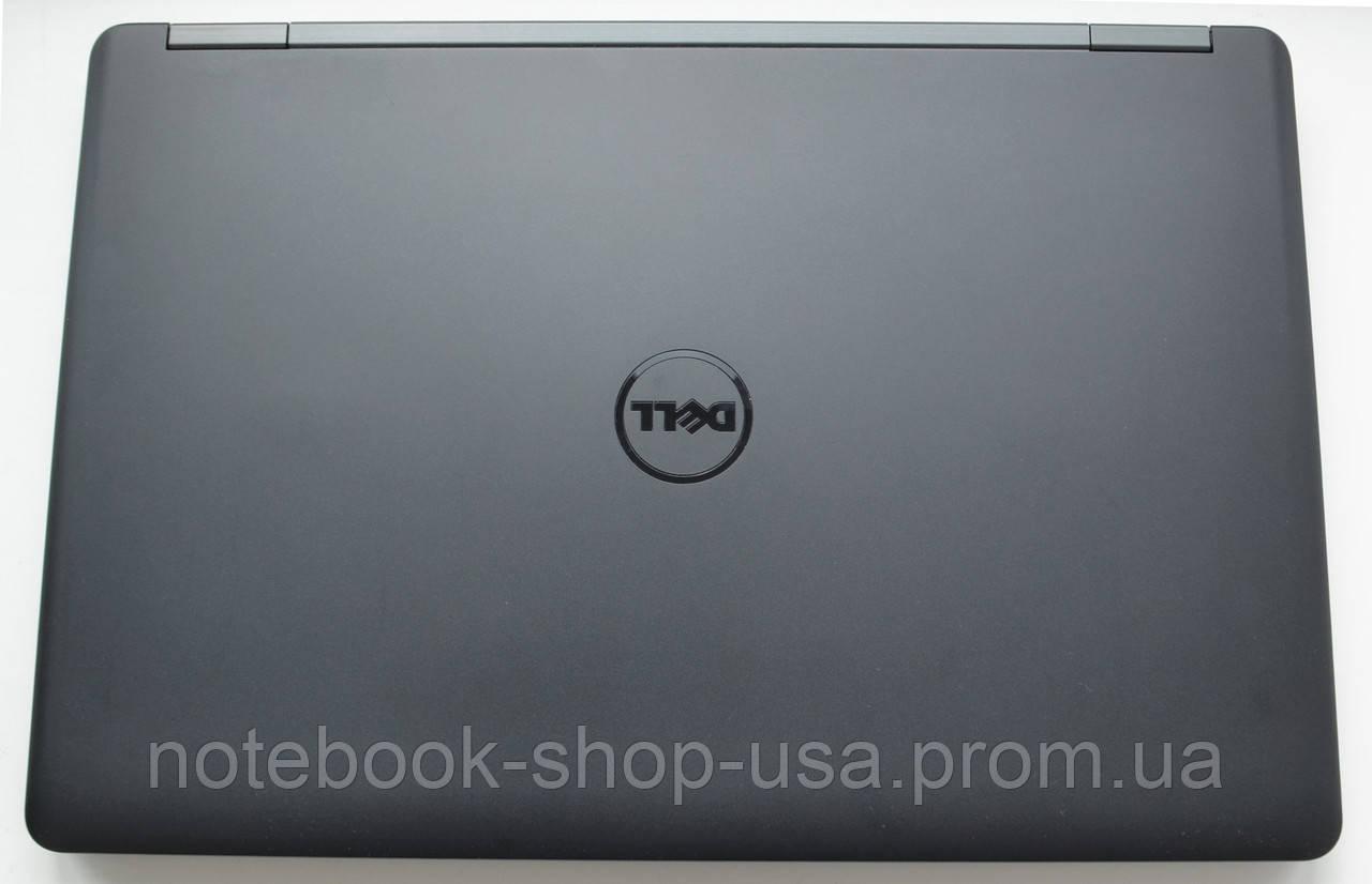 """Dell Latitude E5550 15.6"""" i5-5200U/4GB/500GB HDD #1540"""
