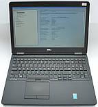 "Dell Latitude E5550 15.6"" i5-5200U/4GB/500GB HDD #1540, фото 2"