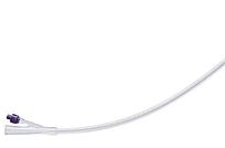 Катетер Фолея двоходовий Medicare стерильний 10Fr (силіконовий)