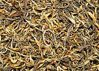 Золотой Мао Фенг - китайский чёрный чай - 50 грамм