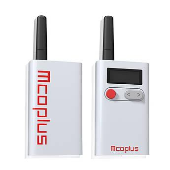 Петличный микрофон Mcoplus UHF-WMU48 KIT 1 - радиомикрофон (беспроводная микрофонная система)