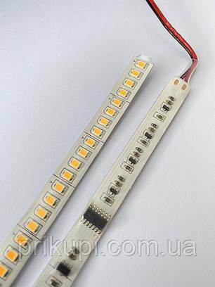 Динамические LED поворотники - бегущие светодиодные указатели поворотов в зеркало 17 см (2 шт.), фото 2