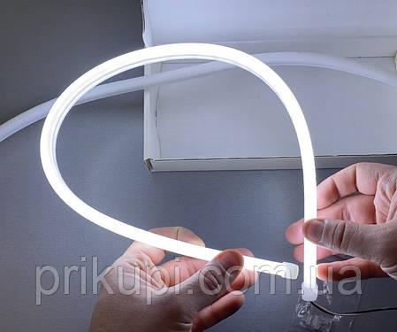Денні ходові вогні гнучкі Білі 2 по 60см (без поворотника), фото 2