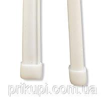 Дневные ходовые огни гибкие Белые 2 по 60см (без поворотника), фото 3