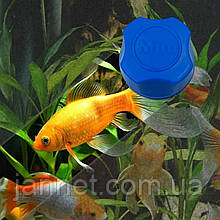 Магнит для чистки стекла в аквариуме, маленький - размер 2,5*3,7см