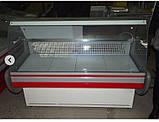"""Вітрина холодильна середньотемпературна """"Ліра М -2.0"""" гнуте скло, фото 3"""