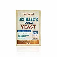 Дрожжи крафтовой серии Still Spirits Distiller's -odka Yeast 20g