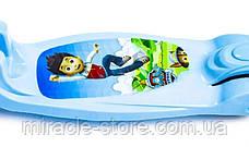 Дитячий самокат MINI для хлопчиків від 2-х років Світяться колеса Різні мультицвета 038В, фото 2
