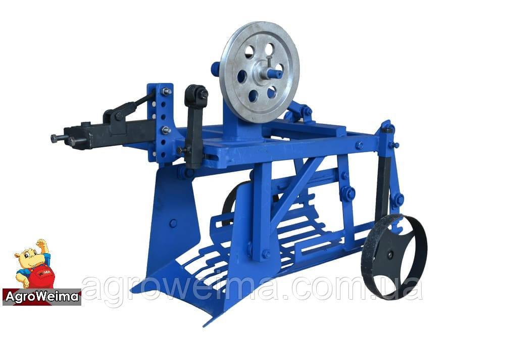 Картоплекопач механізований КМ-3