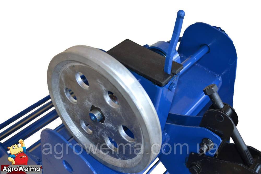 Картоплекопач механізований КМ-5 під шків зліва