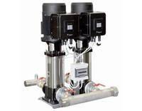 Установка повышения давления с частотным приобразователем Nocchi CPS3-20 VLR