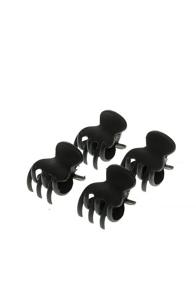Набор крабиков (4 шт) 120PZO003-2 (Черный)