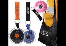 Складна компактна сумка-шоппер Shopping Bag To Roll Up