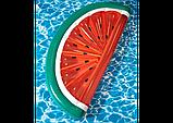 Пляжный матрас Арбуз 180х70х20, фото 2