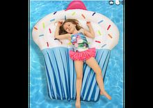 Пляжний матрац Кекс 150х120х20