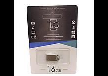 Флеш память USB Touch & Go 16GB (3 года гарантии)