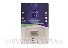 Флеш-память USB Touch&Go 8GB (3 года гарантии)