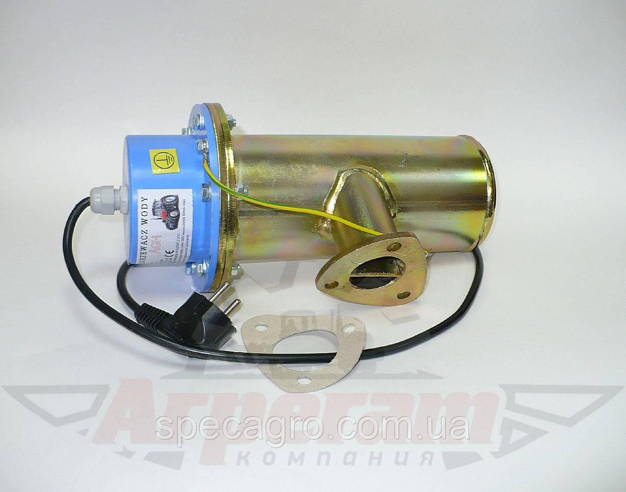 Передпусковий підігрівач SK-1800T блоку МТЗ (1800W - 220V)