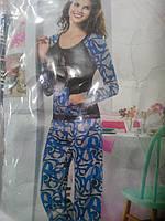 Пижама длинный рукав