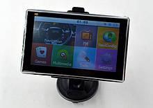 """GPS-навігатор 6009 (5"""" / RAM 128 Mb / 8 Gb)"""