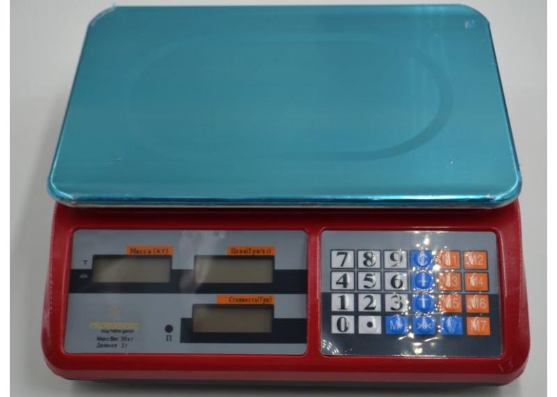 Торгові ваги Crownberg CB-5007