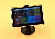 """GPS-навігатор 6008 (5"""" / RAM 128 Mb / 8 Gb)"""