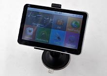 """GPS-навігатор 6001 (5"""" / RAM 128 Mb / 8 Gb)"""