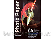 Фотобумага глянцевая Tecno Photo Paper Double Glossy A4 (50 листов / 220 г/м2)