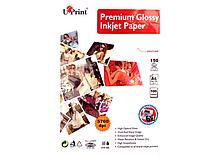 Фотобумага глянцевая UPrint Premium Glossy Inkjet Paper A6 (100 листов / 150 г/м2)