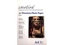 Фотобумага глянцевая Emotion Premium Photo Paper Glossy A4 (50 листов / 210 г/м2)