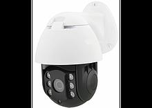 Поворотна вулична WiFi IP камера відеоспостереження 19HS 360/90° 2 mp (6912)