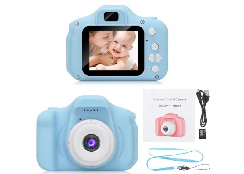 Дитячий цифровий фотоаппаратХ 200