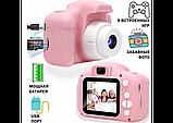 Дитячий цифровий фотоаппаратХ 200, фото 2