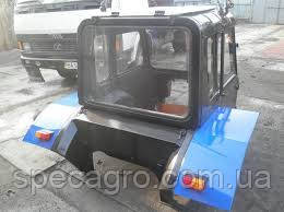 Кабина для трактора МТЗ-80 МТЗ-82 Большая (Польша)