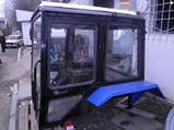 Кабина для трактора МТЗ-80 МТЗ-82 Большая (Польша), фото 2