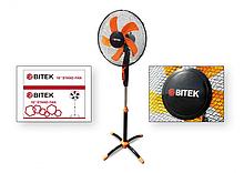 Напольный вентилятор Витек ВТ-1630В(в ящ 4шт)